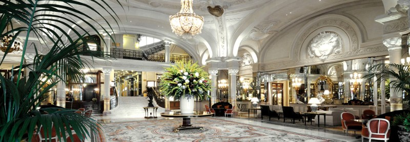 Discover These Grand Hotel Interiors of 2019 hotel interior designs Discover These Grand Hotel Interior Designs of 2019 Discover These Grand Hotel Interiors of 2019 8