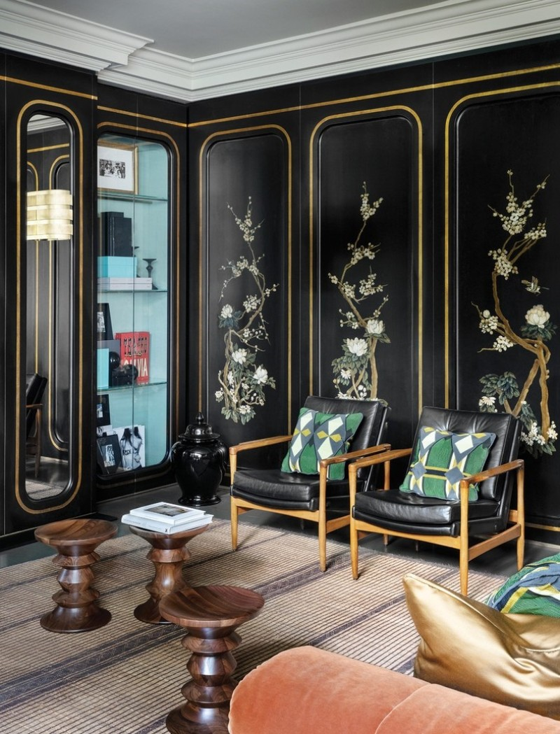 Fashion Stars Dean and Dan Caten's Townhouse dimore studio Dimore Studio Designed Fashion Stars Dean and Dan Caten's Townhouse Fashion Stars Dean and Dan Caten   s Townhouse 2