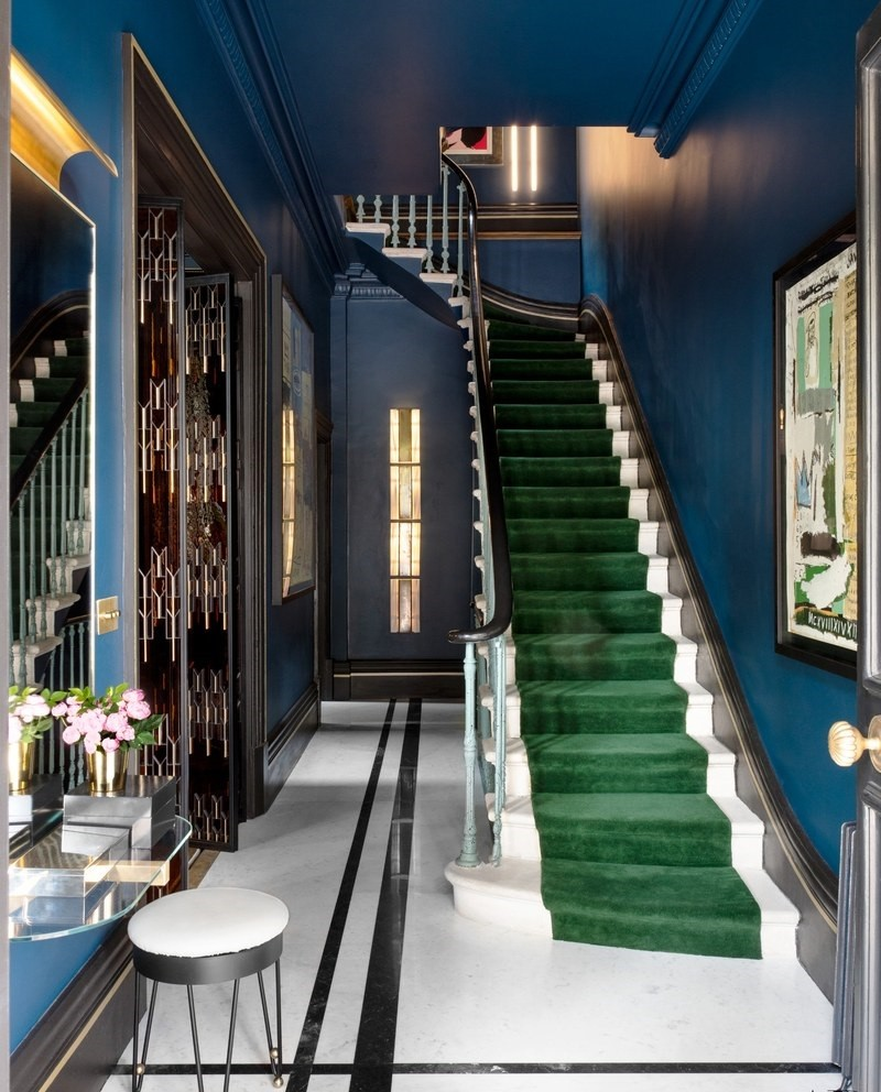 Fashion Stars Dean and Dan Caten's Townhouse dimore studio Dimore Studio Designed Fashion Stars Dean and Dan Caten's Townhouse Fashion Stars Dean and Dan Caten   s Townhouse 6