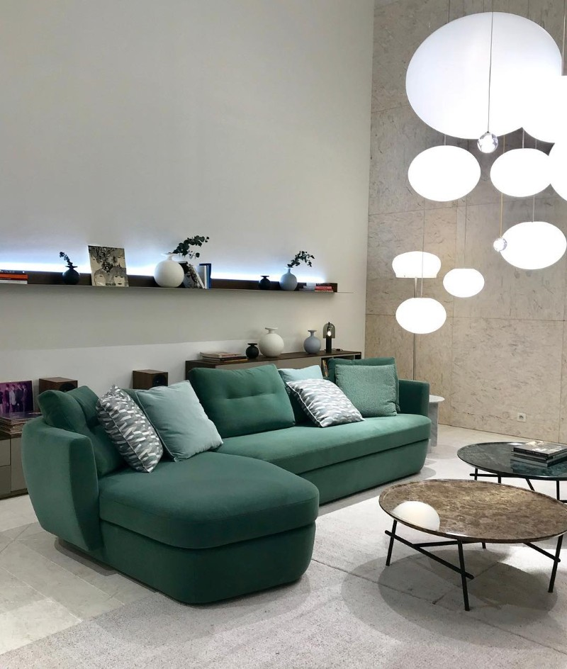 Here's the Top 5 Living Room Decor Highlights maison et objet Don't Miss The Highlights of Maison et Objet 2019 Heres the Top 5 Living Room Decor Highlights 5