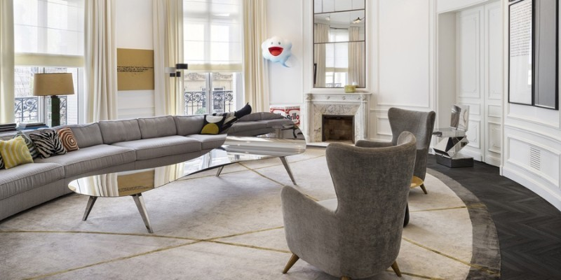 Top 5 Parisian Interior Designers french interiors Top 5 Parisian Interior Designers – Best French Interiors Interiors by The Top Parisian Interior Designers 4