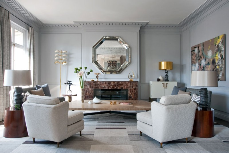 Top 5 Parisian Interior Designers - Best French Interiors french interiors Top 5 Parisian Interior Designers – Best French Interiors Interiors by The Top Parisian Interior Designers 6