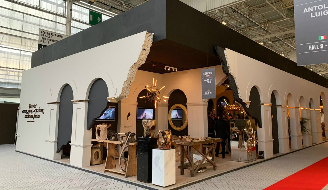 Maison Et Objet – Take a Peek at Boca do Lobo's First Days