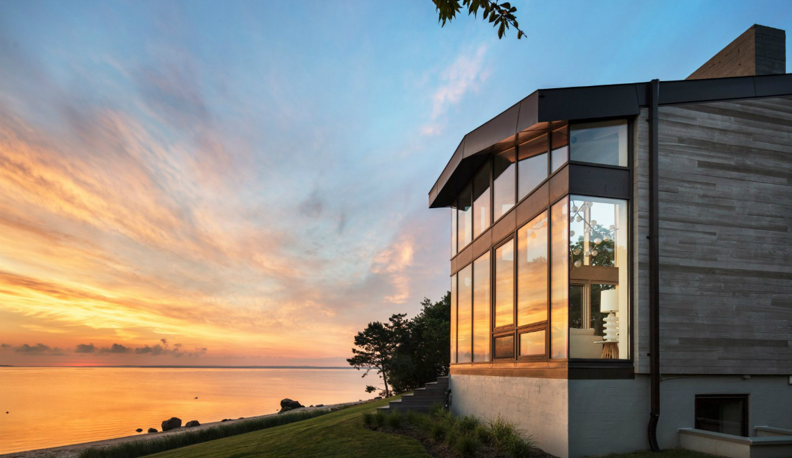 This Marvel Architects Project Will Make You Flee to The Hamptons
