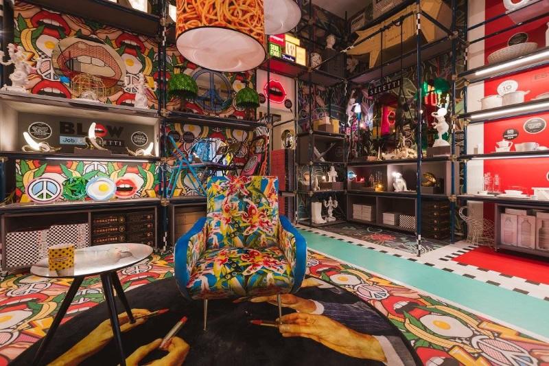 Italian furniture brands you can t miss salone del for Store design milano