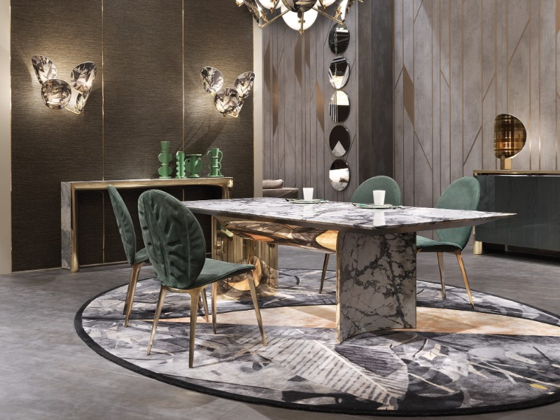 Furniture Brands You Can't Be Missing - Salone Del Mobile 2019 italian furniture brands Italian Furniture Brands You Can't Miss – Salone Del Mobile 2019 Furniture Brands You Cant Be Missing at Salone Del Mobile 2019 5