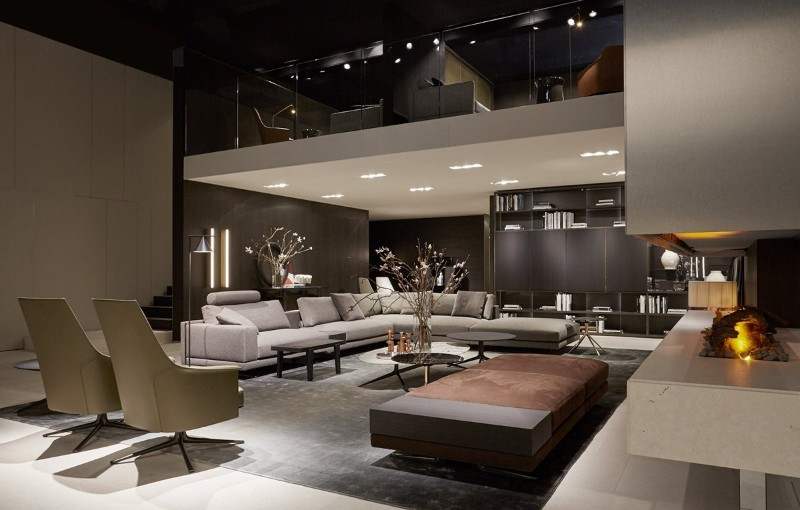 Furniture Brands You Can't Be Missing - Salone Del Mobile 2019 italian furniture brands Italian Furniture Brands You Can't Miss – Salone Del Mobile 2019 Furniture Brands You Cant Be Missing at Salone Del Mobile 2019 9