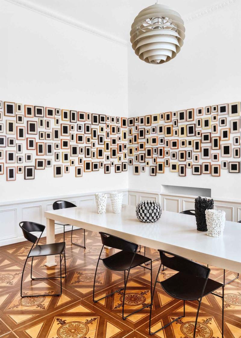 Interior Design in the Heart of Turin Decorative Art Interior Design in the Heart of Turin Filled with Decorative Art Interior Design in the Heart of Turin 6