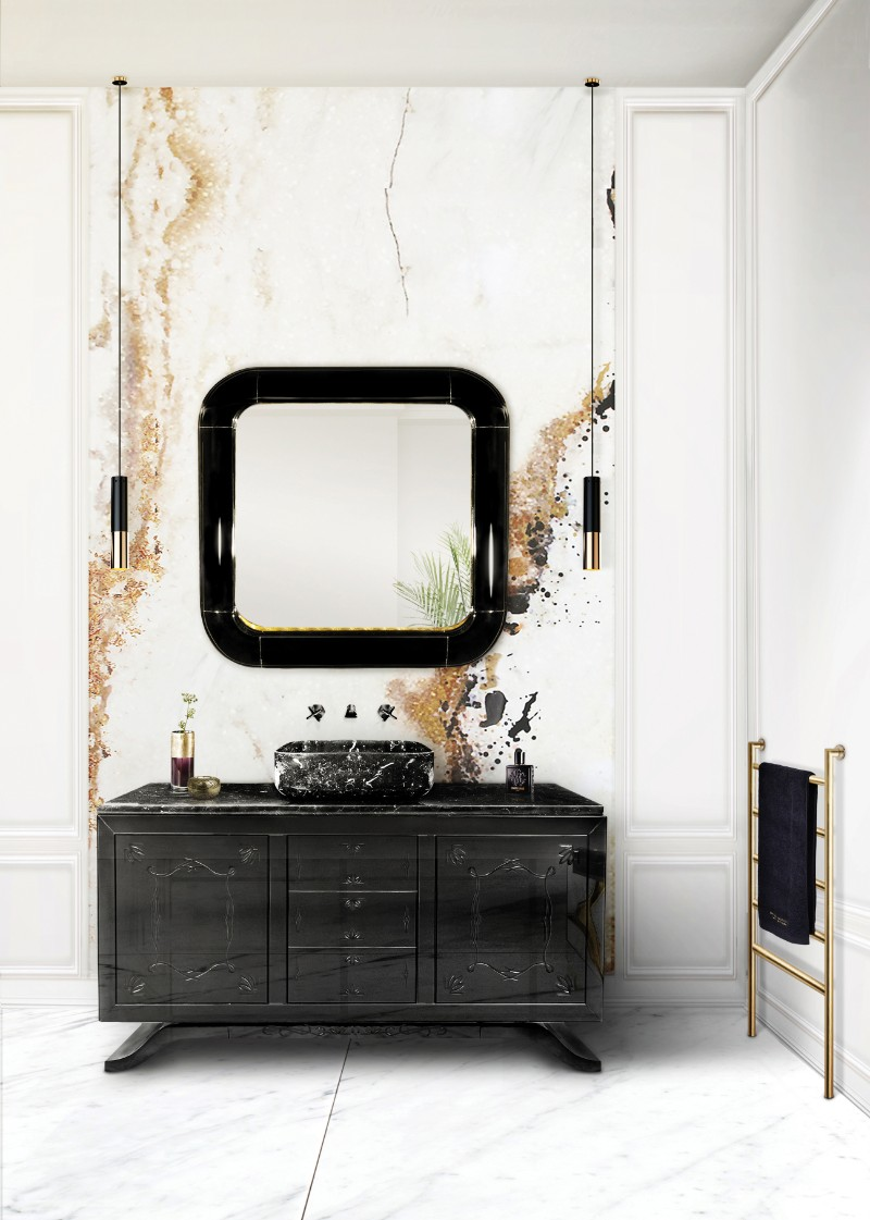 10 White Bathroom Inspirations For Your Home (5) bathroom inspiration 10 White Bathroom Inspirations For Your Home 10 White Bathroom Inspirations For Your Home 5
