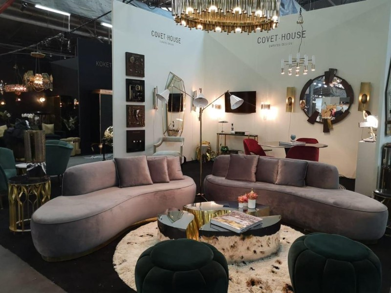 Luxury Design: Discover the AD Show 2019 Highlights ad show Luxury Design: Discover the AD Show 2019 Highlights AD Show 2019 Amazing First Day Finds For Your Home