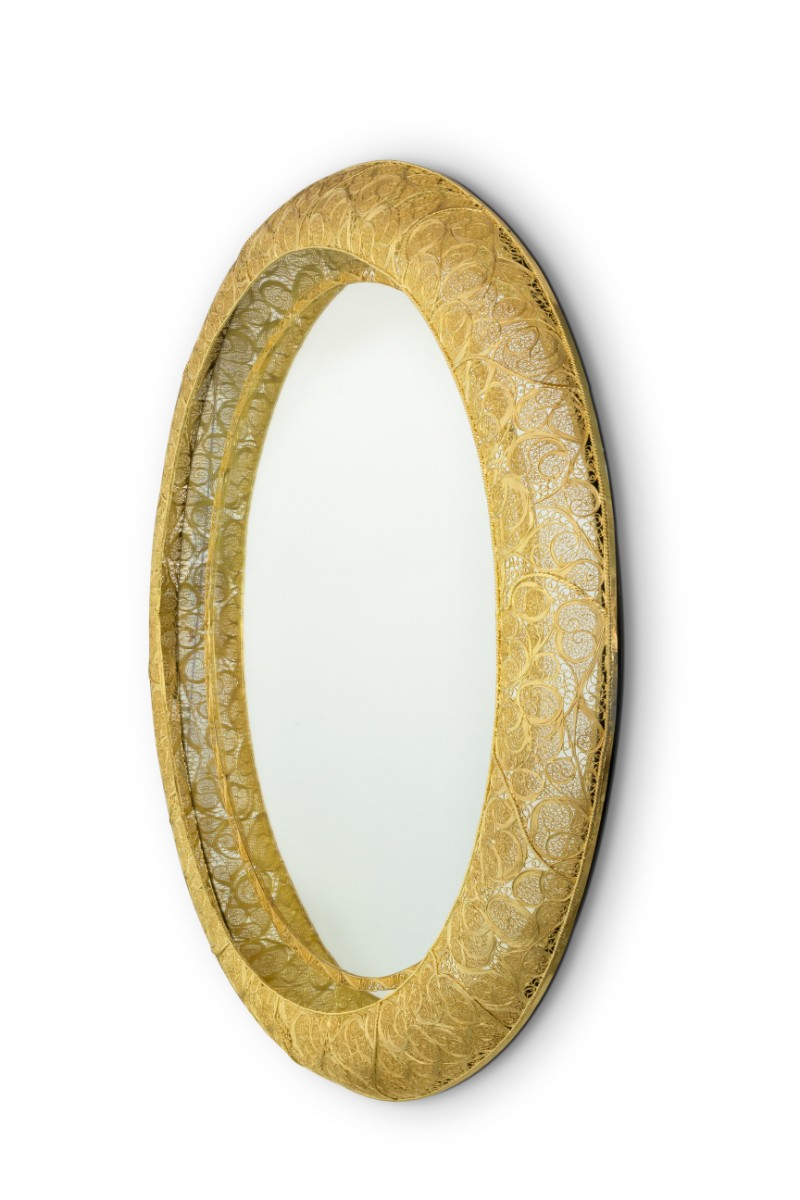 Exclusive Mirrors Exclusive Design – Top 10 Exclusive Mirrors Ancient Tecnhiques in Contemporary Pieces Ring Filigree