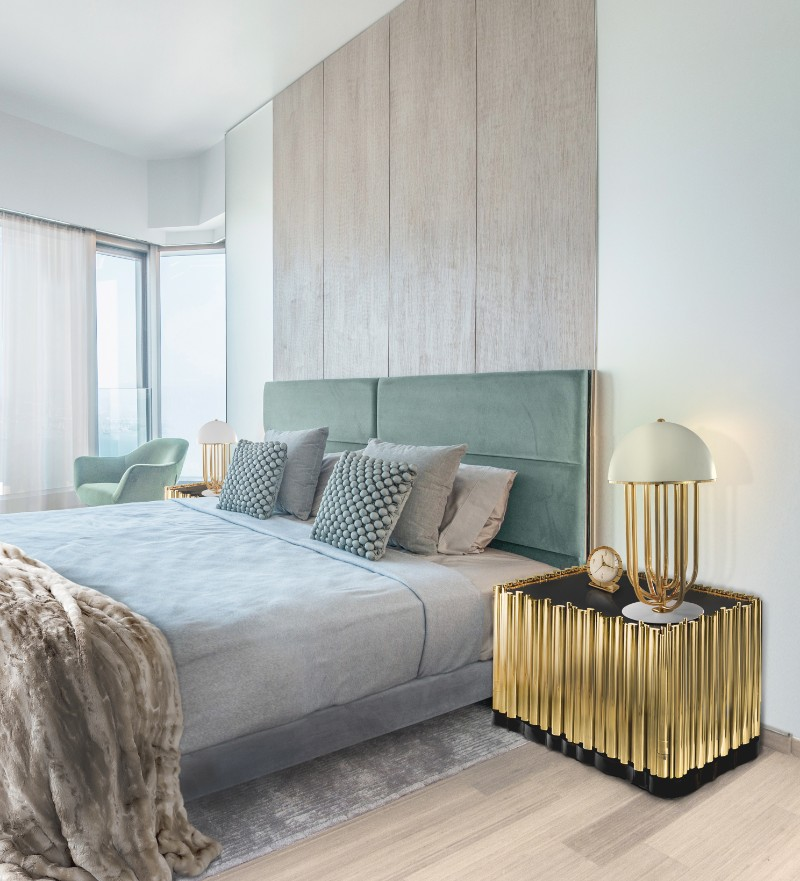 Top 10 Luxury Beds from High End Designers (1) luxury beds Top 10 Luxury Beds For An Exquisite Bedroom Top 10 Luxury Beds from High End Designers 1 1