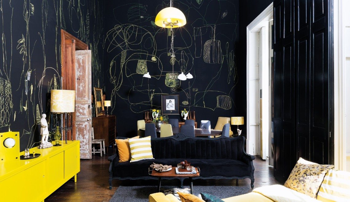 Get Inspired By This Eclectic Interior Design By Dirk Jan Kinet