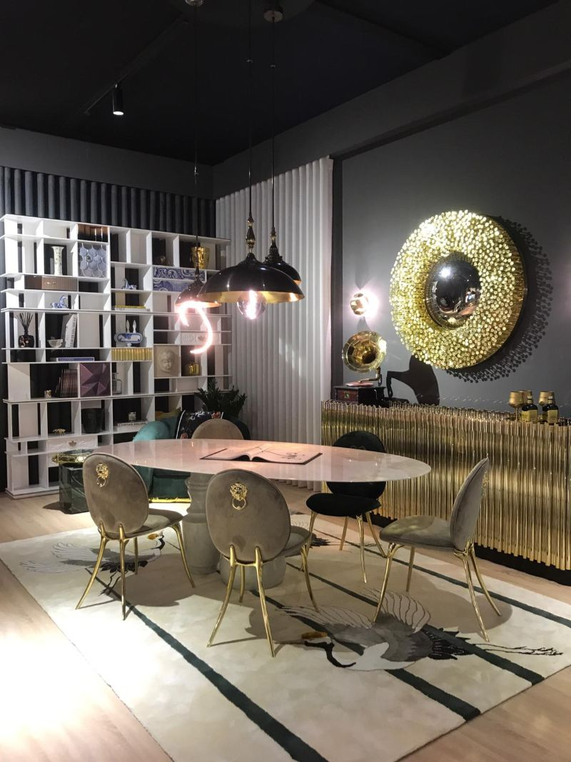 Salone del Mobile 2019 – First Design Highlights from the First Day salone del mobile Salone Del Mobile 2019 – A Look at Boca do Lobo's First Highlights Salone del Mobile 2019 Find Out What Happened On Its First Days 800 3 1