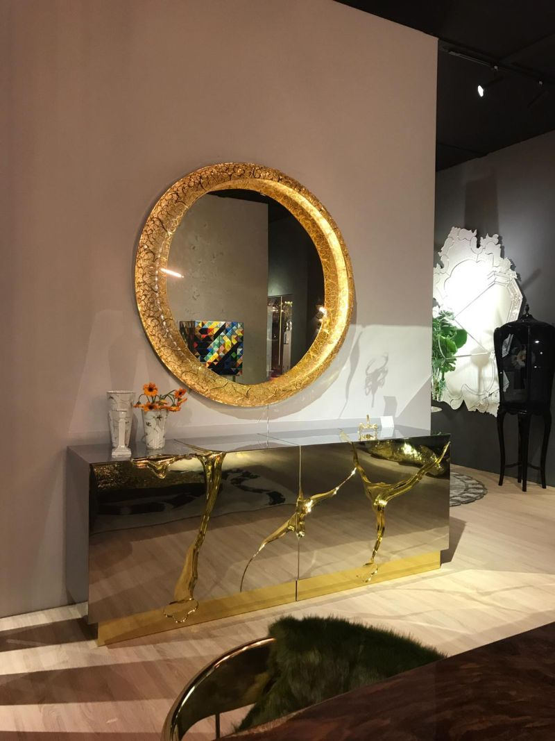 Salone del Mobile 2019 – First Design Highlights from the First Day salone del mobile Salone Del Mobile 2019 – A Look at Boca do Lobo's First Highlights Salone del Mobile 2019 Find Out What Happened On Its First Days 800 4 1
