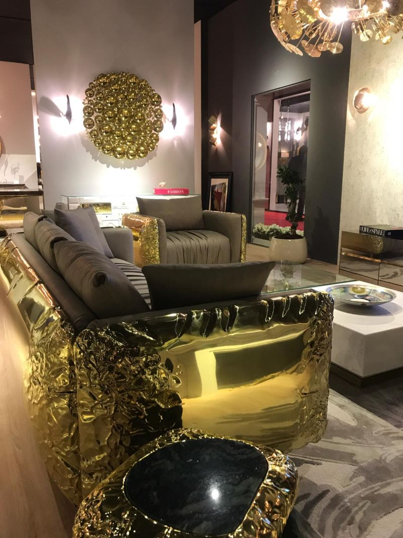 Salone del Mobile 2019 – First Design Highlights from the First Day salone del mobile Salone Del Mobile 2019 – A Look at Boca do Lobo's First Highlights Salone del Mobile 2019 Find Out What Happened On Its First Days 800 6 1