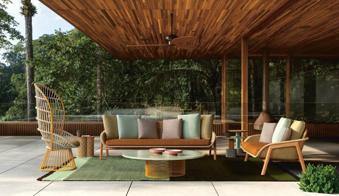 Luxury Brands To Enjoy The Outdoor Living