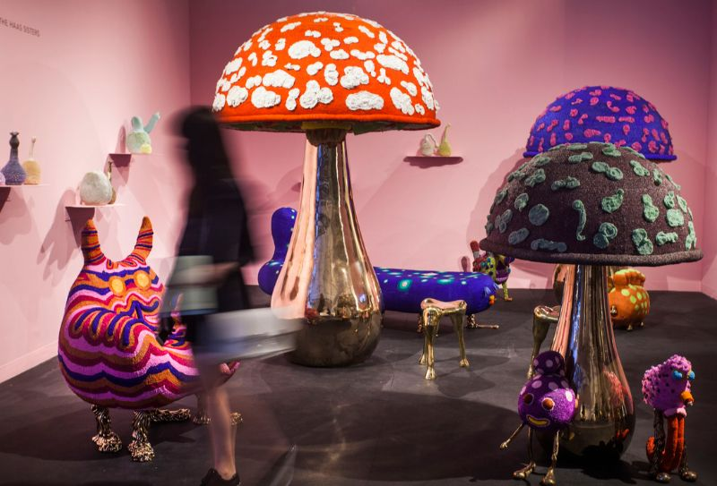 Get Ready for One of The Best Design Events: Art Basel 2019 art basel 2019 Get Ready for One of The Best Design Events: Art Basel 2019 A Look Back At Some of The Best Statement Pieces From Art Basel 10