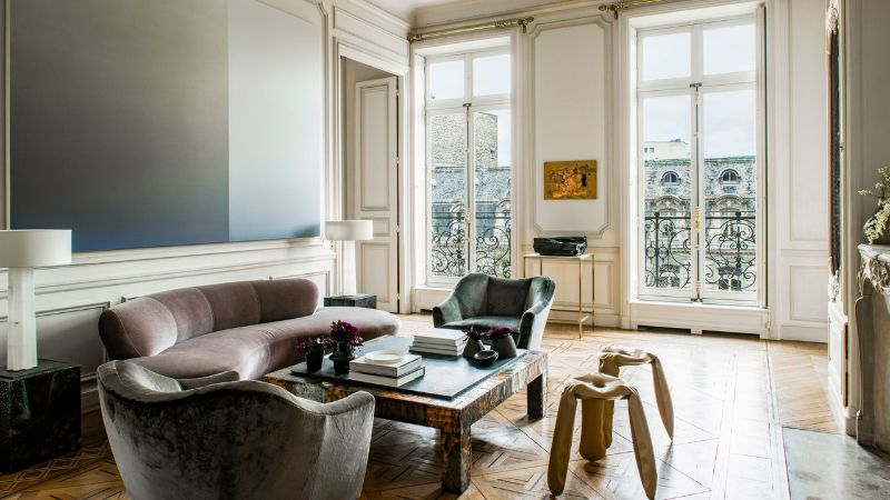 Discover This Luxury Apartment in Paris (4) luxury apartment Discover This Luxury Apartment in Paris Discover This Luxury Apartment in Paris 4