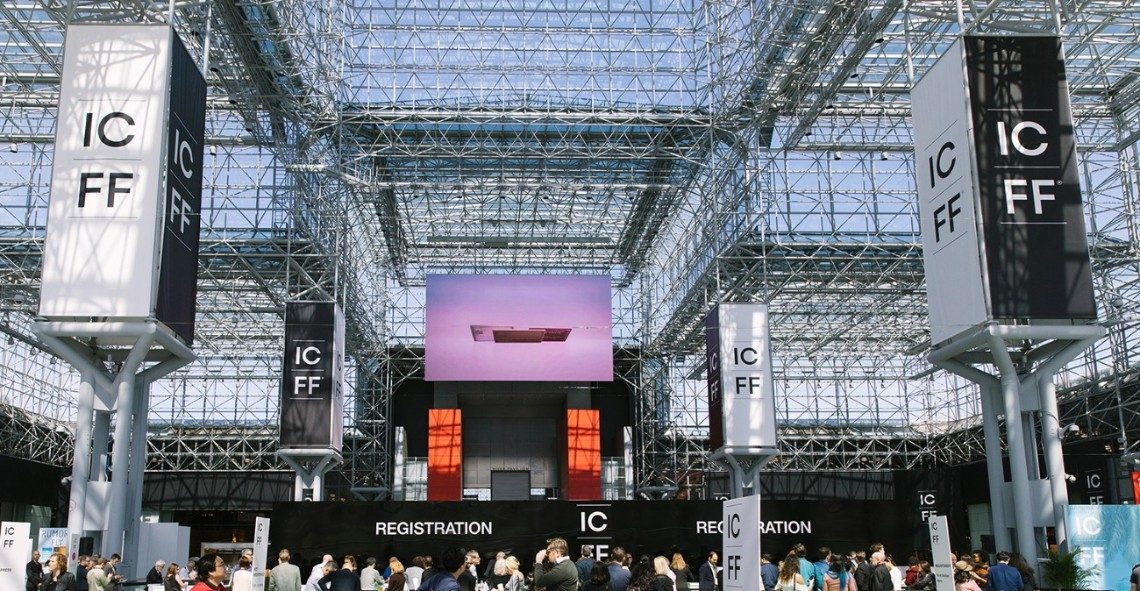 ICFF New York 2019 – Discover The Design Event