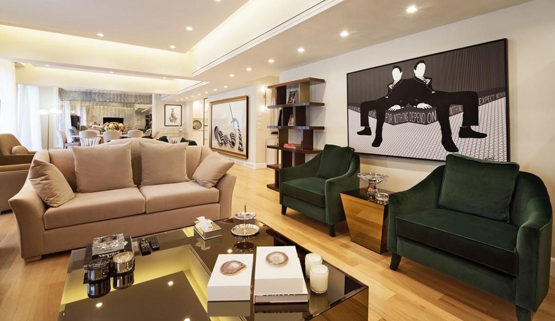 Interior Design Inspiration From Maria Kardami