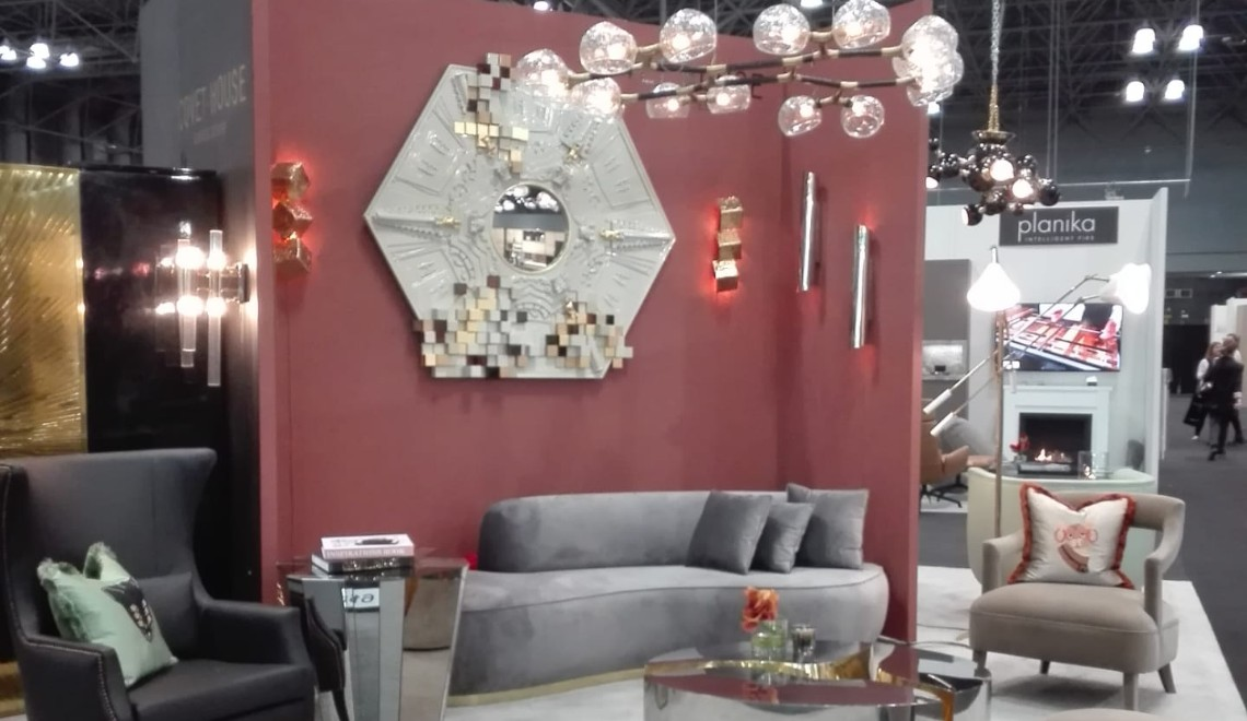 Highlights From ICFF New York 2019