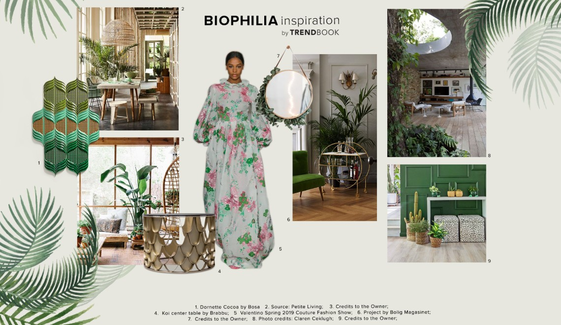Be One With Nature – Discover The Biophilia Interior Design Trends