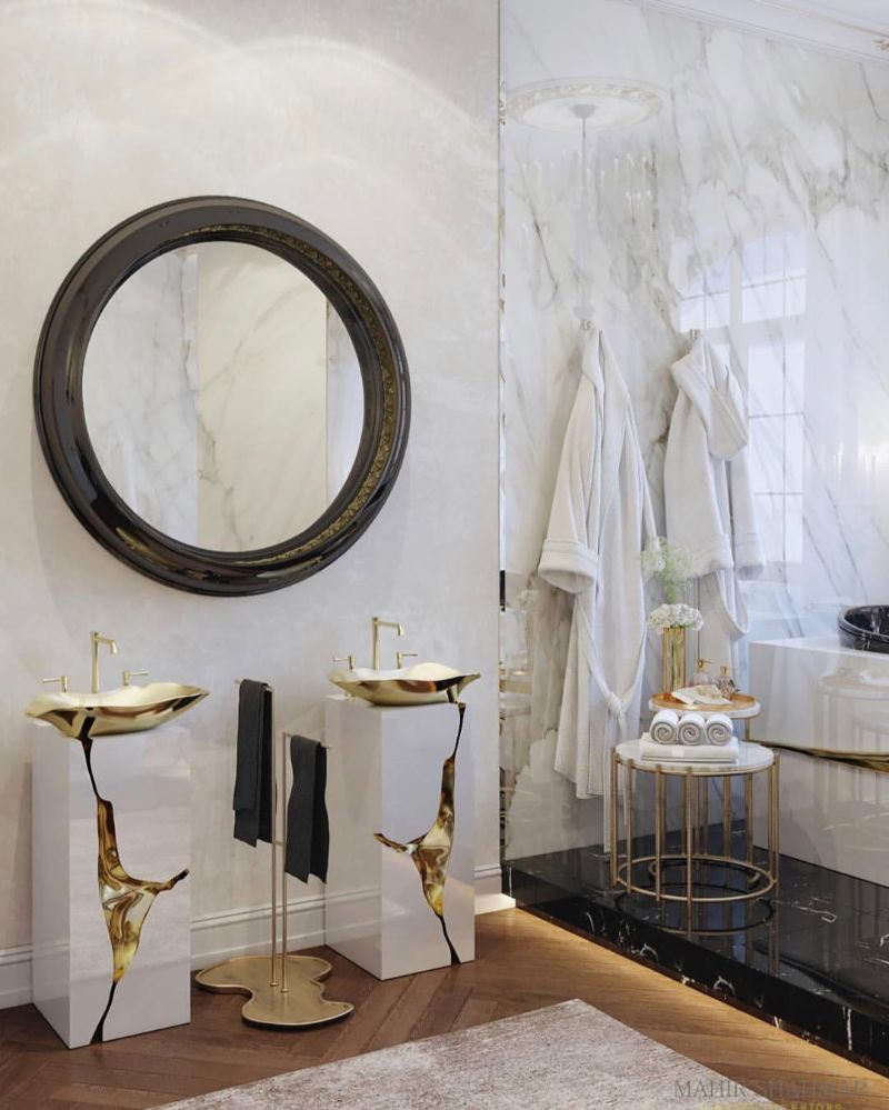 Discover This Luxury Mirror Collection For Your Bathroom Design (1) luxury mirror Discover This Luxury Mirror Collection For Your Bathroom Design Discover This Luxury Mirror Collection For Your Bathroom Design 1