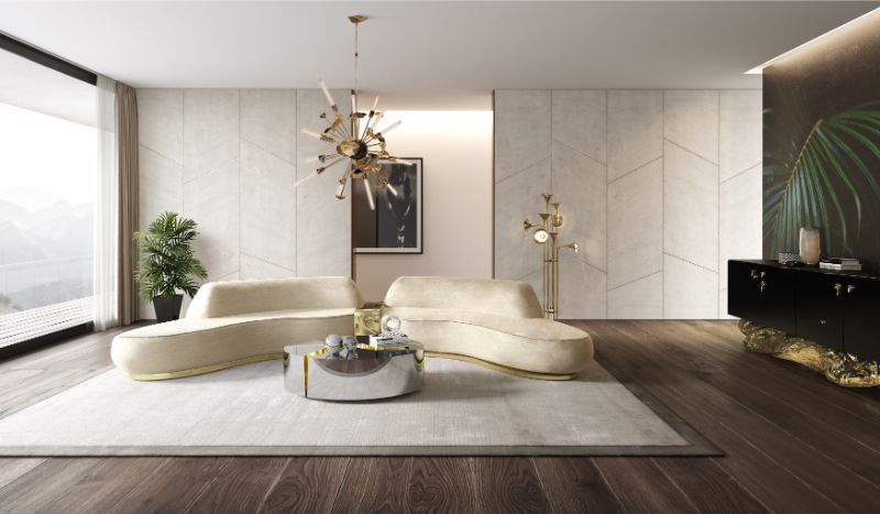 Gold & White Is The Newest Design Trend Of Your Dreams (1) design trend Gold & White Is The Newest Design Trend Of Your Dreams Gold White Is The Newest Design Trend Of Your Dreams 1