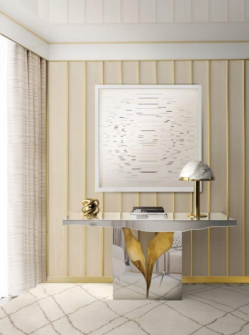 Gold & White Is The Newest Design Trend Of Your Dreams (6) design trend Gold & White Is The Newest Design Trend Of Your Dreams Gold White Is The Newest Design Trend Of Your Dreams 6