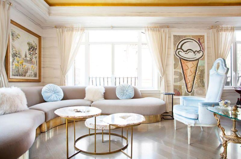 Top Interior Designers You Should Know top interior designer Top Interior Designers You Should Know SASHA BIKOFF INTERIOR DESIGN NEW YORK UES II MAIN 05