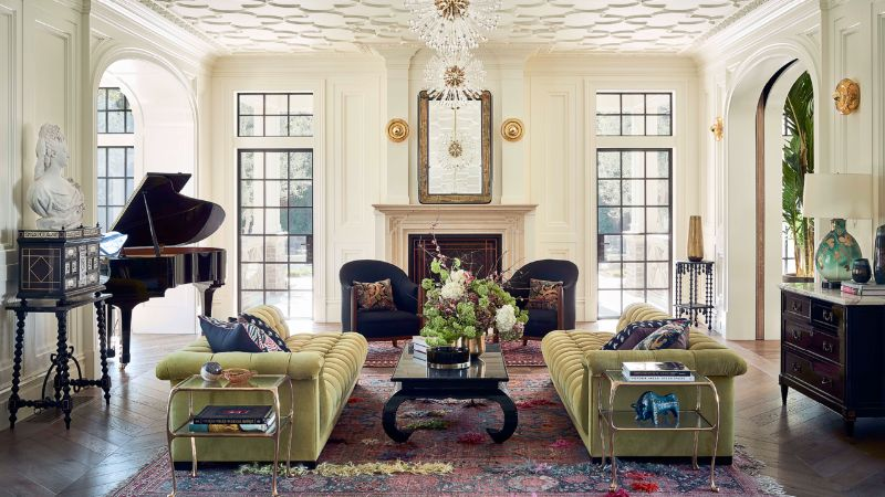 Decor Ideas From US's Best Interior Designers decor ideas Decor Ideas From US's Best Interior Designers ken fulk