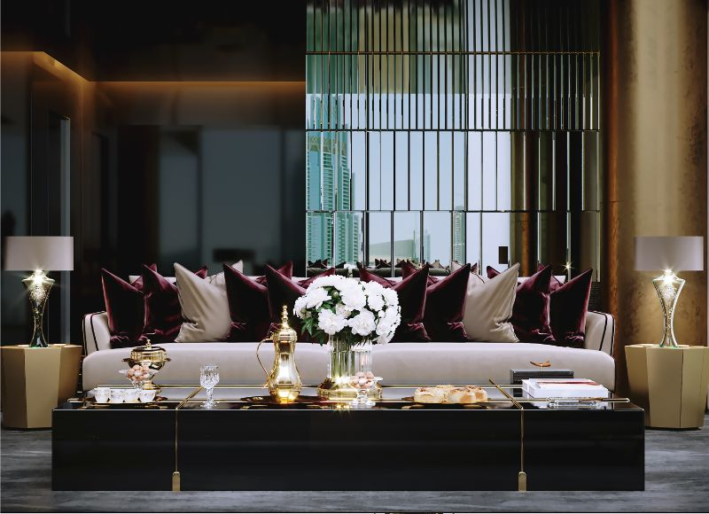Celia Sawyer Designs Masculine Yet Glamorous Luxury Home (2) luxury home Black and Gold Reign In This Luxury Home Celia Sawyer Designs Masculine Yet Glamorous Luxury Home 2