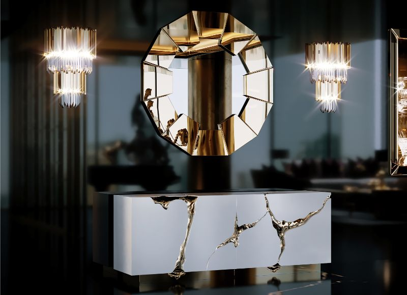Celia Sawyer Designs Masculine Yet Glamorous Luxury Home (5) luxury home Black and Gold Reign In This Luxury Home Celia Sawyer Designs Masculine Yet Glamorous Luxury Home 5 1