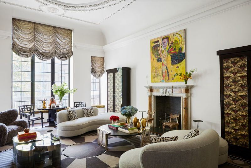 Discover This Royal Home With A Contemporary Design (3) contemporary design A Contemporary Design Inside Of A Splendidly-Decorated Royal Home Discover This Royal Home With A Contemporary Design 3