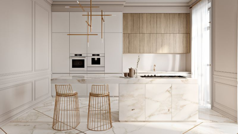 Modern Ideas To Revamp Your Kitchen Design (8) kitchen design Modern Ideas To Revamp Your Kitchen Design Modern Ideas To Revamp Your Kitchen Design 8