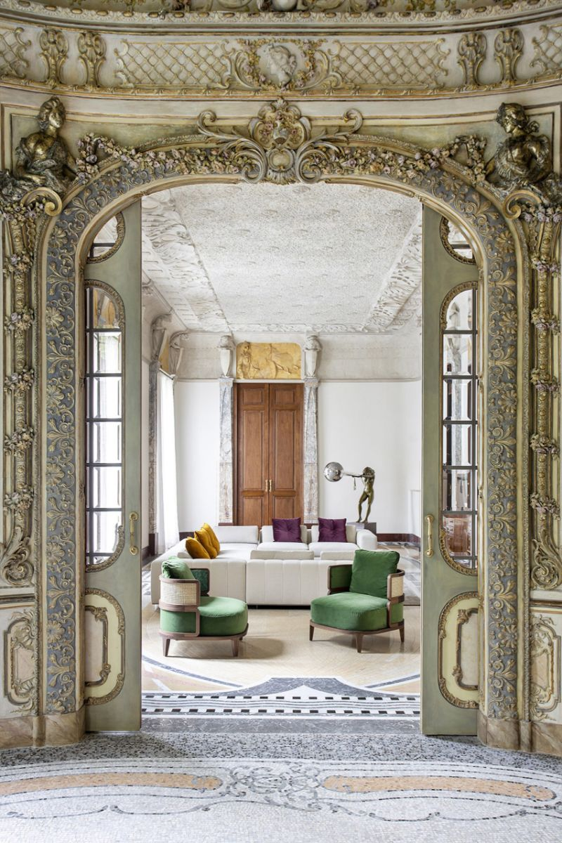 A Barcelona Apartment Gets Revamped By Vilablanch (1) barcelona apartment A Barcelona Apartment Gets Revamped By Vilablanch A Barcelona Apartment Gets Revamped By Vilablanch 1