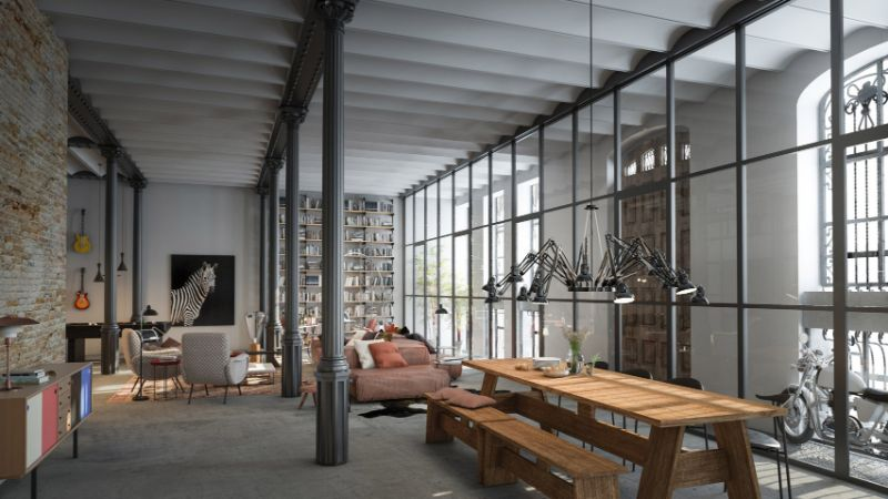 A Barcelona Apartment Gets Revamped By Vilablanch (2) barcelona apartment A Barcelona Apartment Gets Revamped By Vilablanch A Barcelona Apartment Gets Revamped By Vilablanch 2