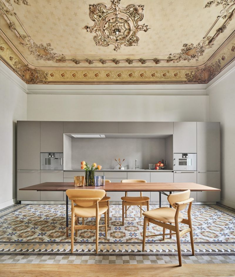 A Barcelona Apartment Gets Revamped By Vilablanch (3) barcelona apartment A Barcelona Apartment Gets Revamped By Vilablanch A Barcelona Apartment Gets Revamped By Vilablanch 3