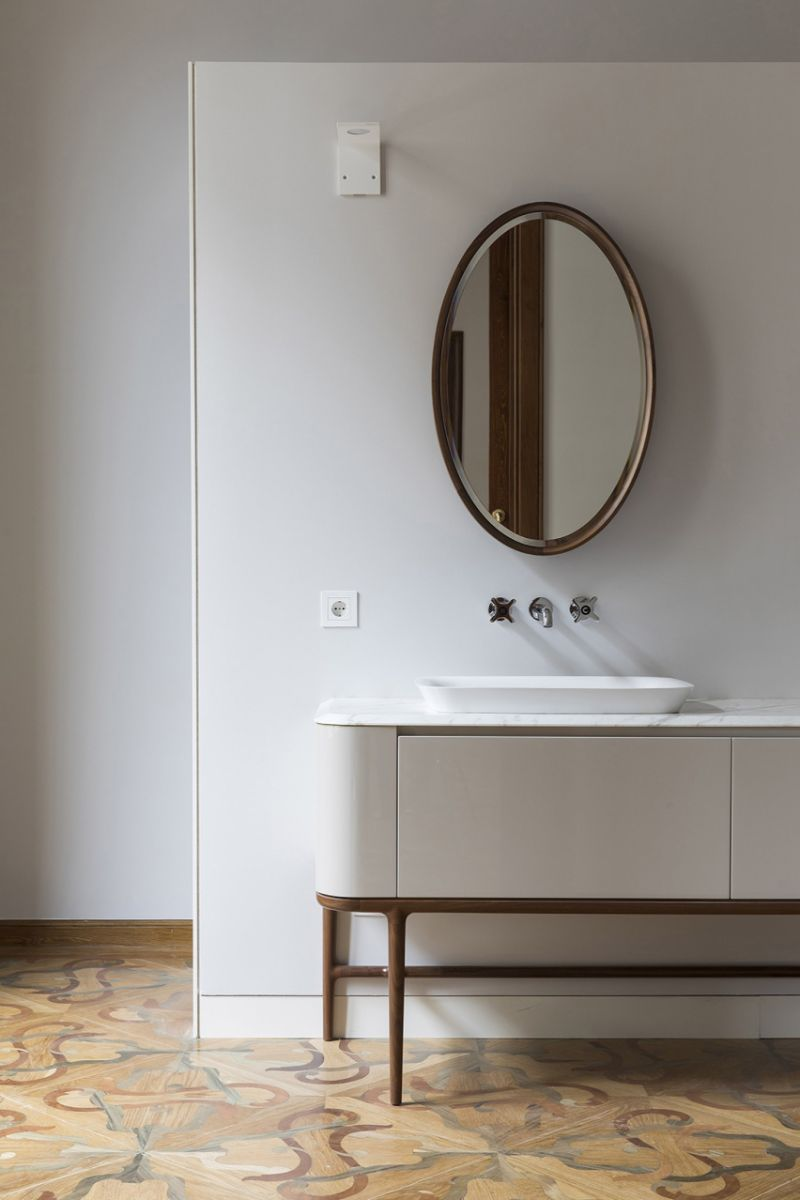 A Barcelona Apartment Gets Revamped By Vilablanch (5) barcelona apartment A Barcelona Apartment Gets Revamped By Vilablanch A Barcelona Apartment Gets Revamped By Vilablanch 5