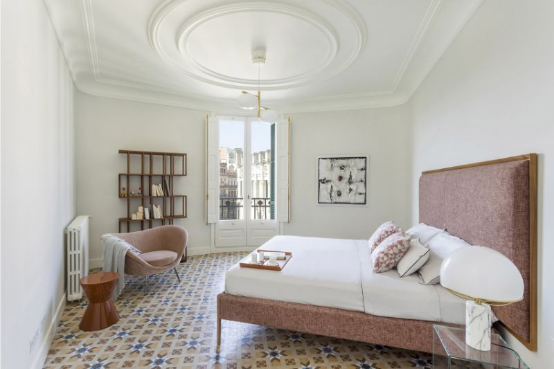 A Barcelona Apartment Gets Revamped By Vilablanch (8) barcelona apartment A Barcelona Apartment Gets Revamped By Vilablanch A Barcelona Apartment Gets Revamped By Vilablanch 8