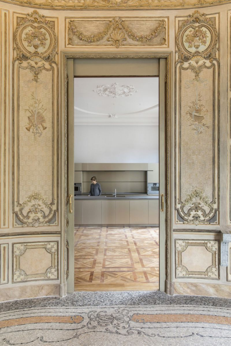 A Barcelona Apartment Gets Revamped By Vilablanch (9) barcelona apartment A Barcelona Apartment Gets Revamped By Vilablanch A Barcelona Apartment Gets Revamped By Vilablanch 9