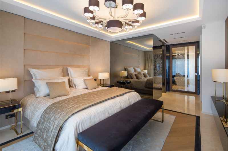 An Opulent French Apartment That Overlooks The Port Of Cannes (7) french apartment An Opulent French Apartment That Overlooks The Port Of Cannes An Opulent French Apartment That Overlooks The Port Of Cannes 7