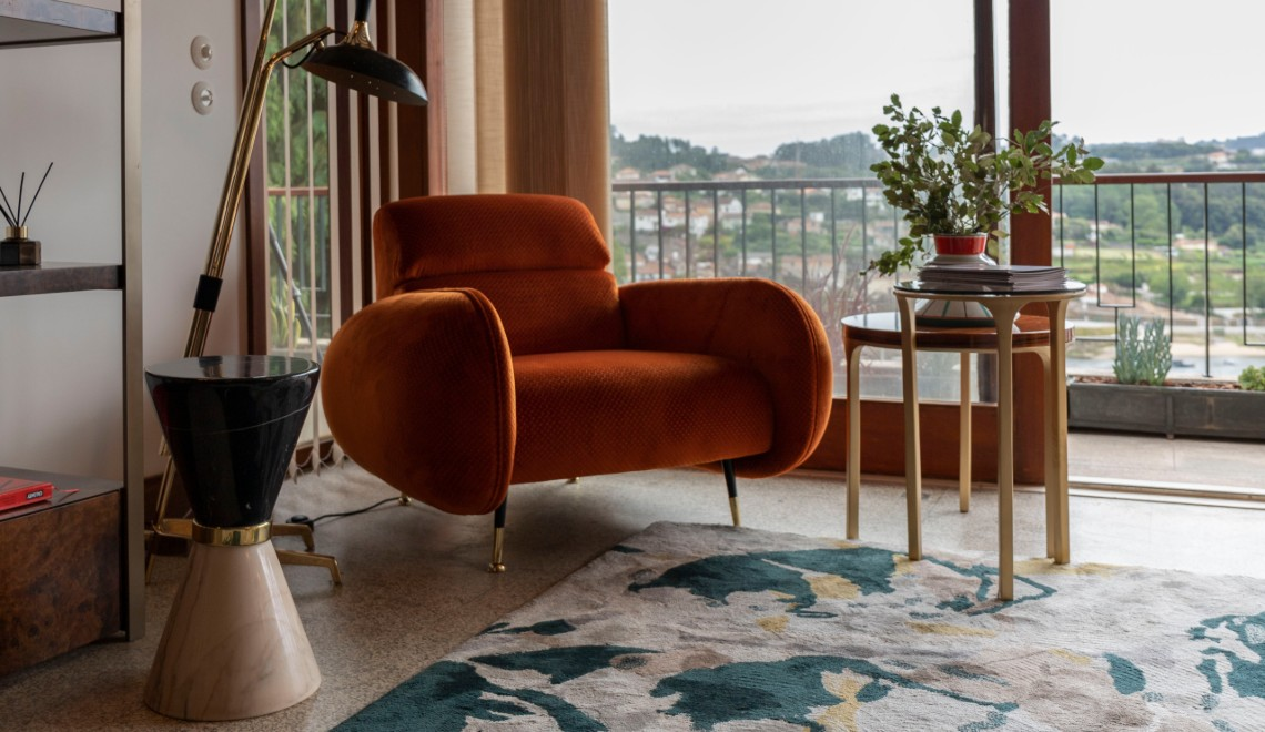 Covet Valley – The New Mid-Century Modern Showroom