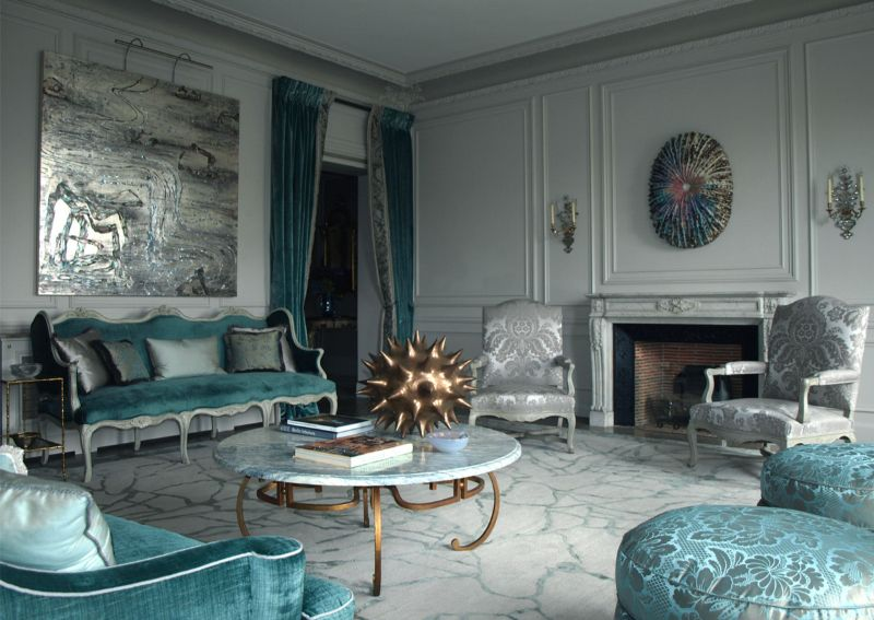 Exquisite Interior Design Projects From French Designers (1) interior design project Exquisite Interior Design Projects From French Designers Exquisite Interior Design Projects From French Designers 1