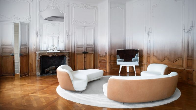 Exquisite Interior Design Projects From French Designers (17) interior design project Exquisite Interior Design Projects From French Designers Exquisite Interior Design Projects From French Designers 17