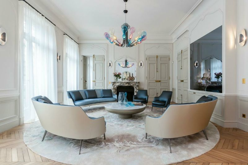 Exquisite Interior Design Projects From French Designers (9) interior design project Exquisite Interior Design Projects From French Designers Exquisite Interior Design Projects From French Designers 9