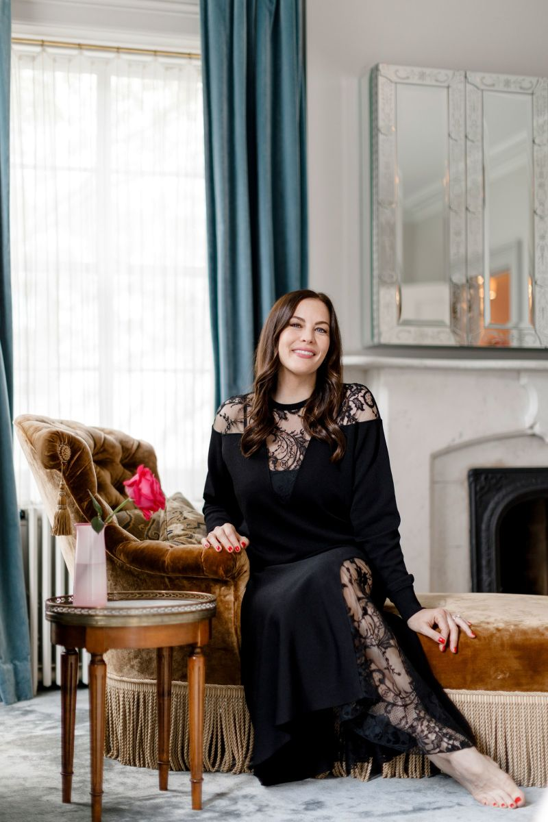 Liv Tyler Invites You To Her Dreamy West Village Townhouse (8) liv tyler Liv Tyler Invites You To Her Dreamy West Village Townhouse Liv Tyler Invites You To Her Dreamy West Village Townhouse 8