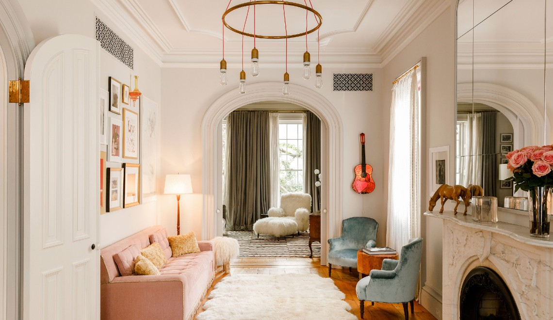Liv Tyler Invites You To Her Dreamy West Village Townhouse